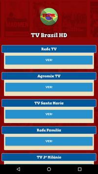 tv brasil - live tv brasil screenshot 1