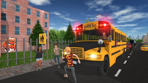 School Bus screenshot 5