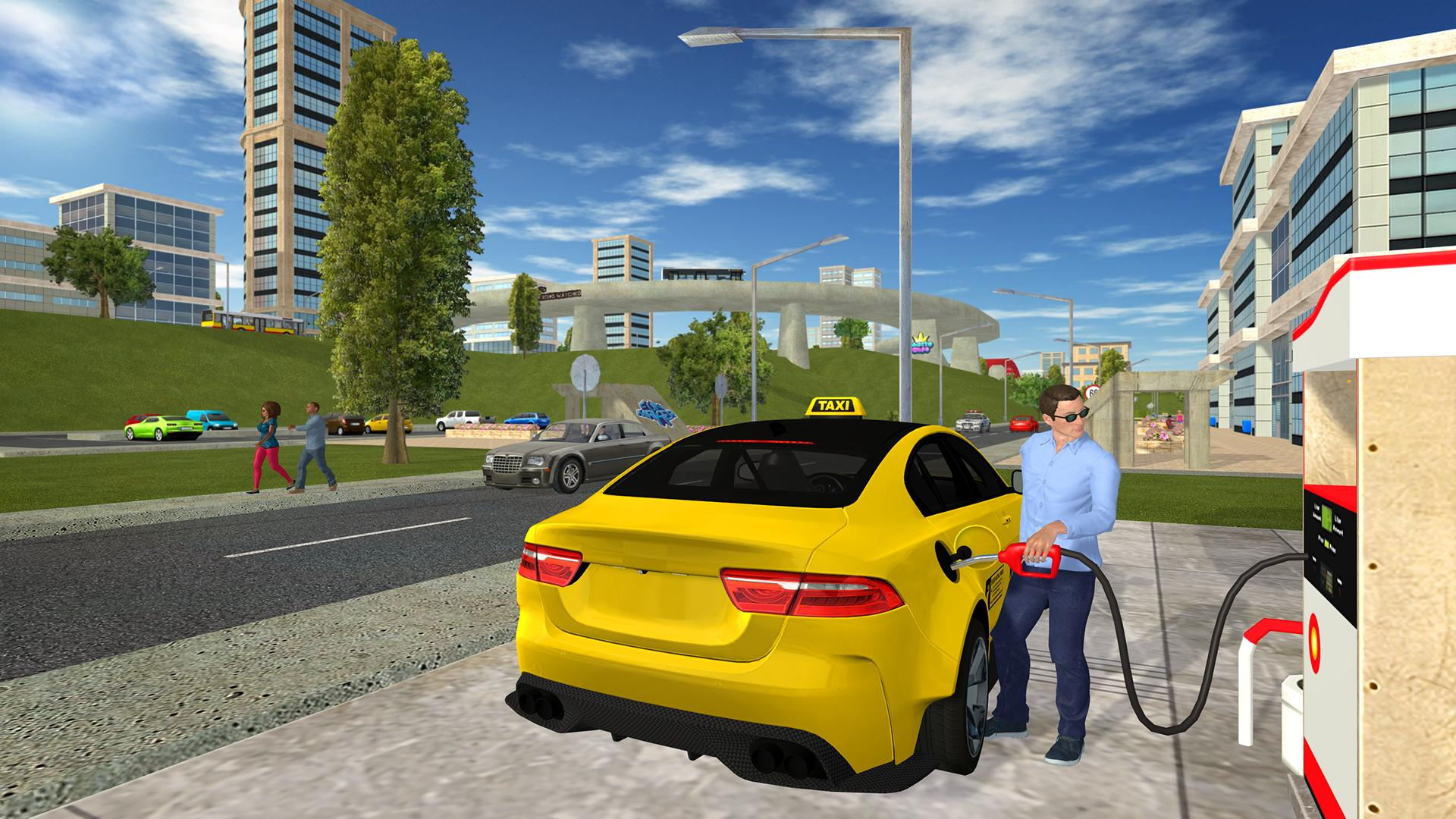 Taxi Game 2 for Android - APK Download