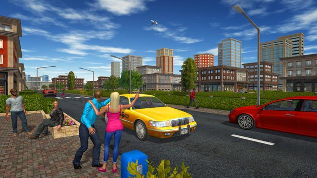 Taksi Permainan screenshot 3