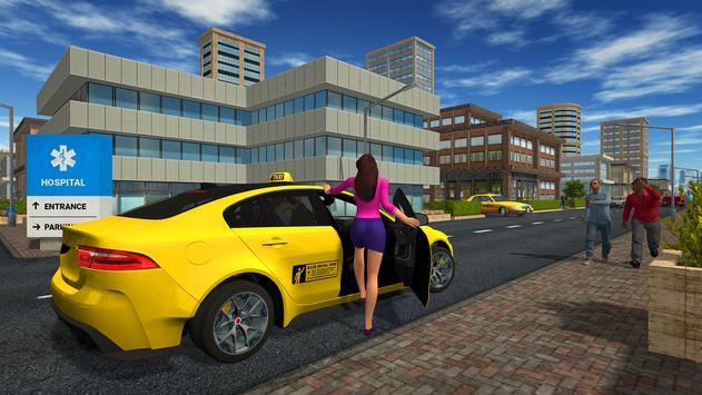 Taksi Permainan screenshot 5