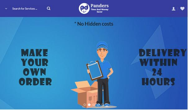 Panders-Time and Money Saver poster