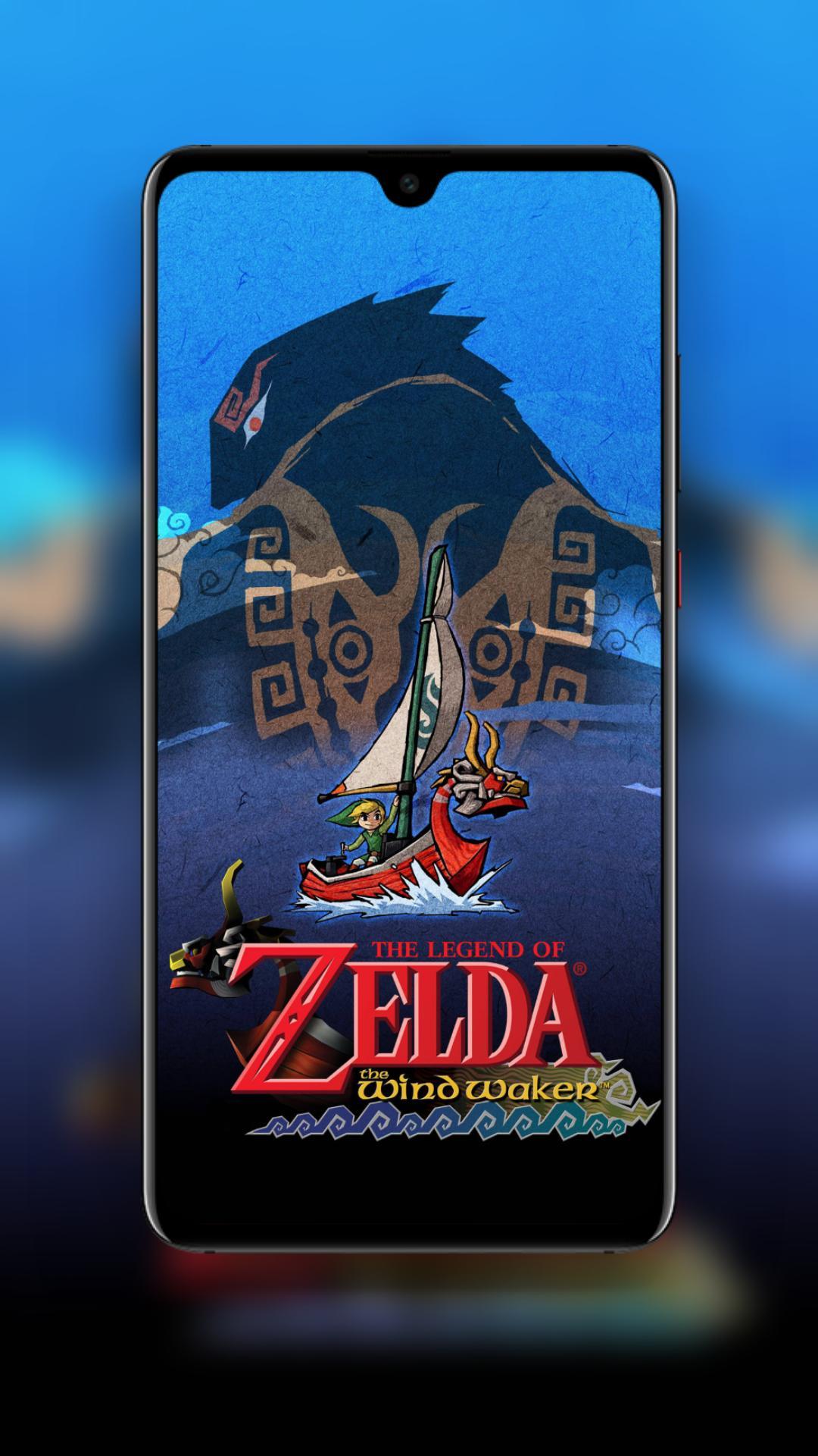 Legends Of Zelda Wallpaper For Android Apk Download