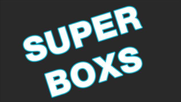 Super box three poster