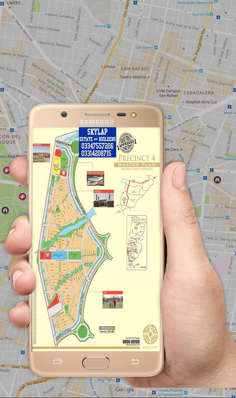 Energian Saasto—These Bahria Town Map Karachi