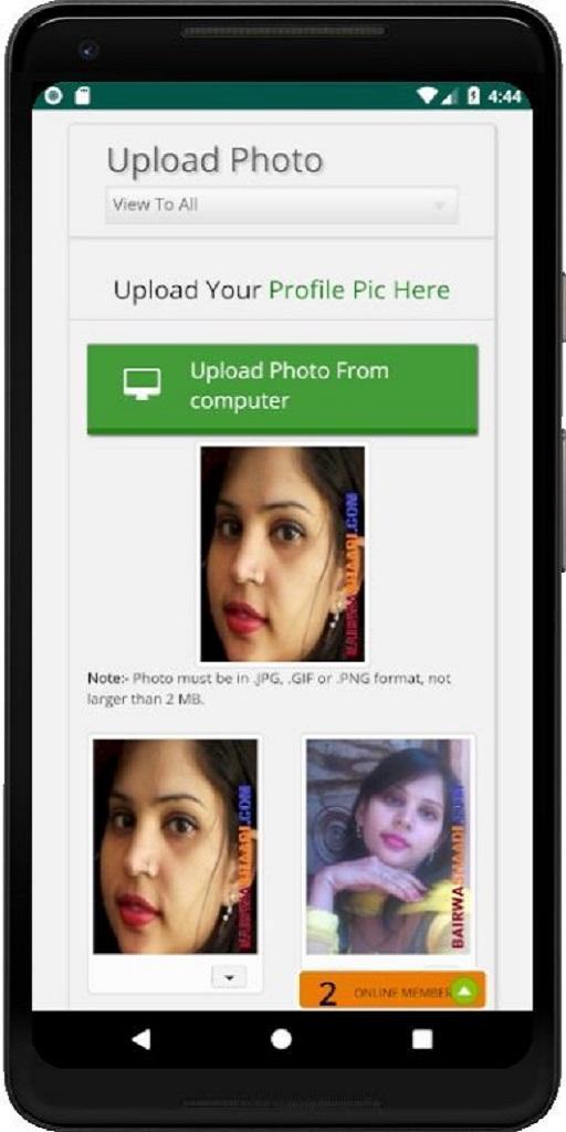 Bairwa Shaadi (Bairwa Matrimony / Rishtey) for Android - APK