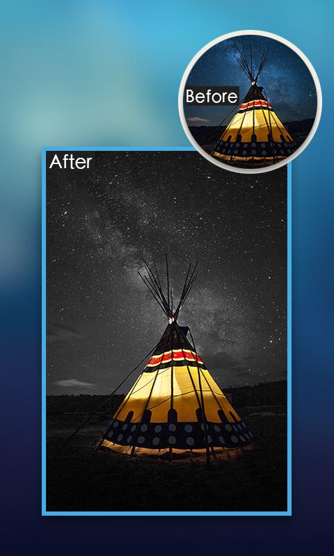 Color Photo : Splash Effect for Android - APK Download