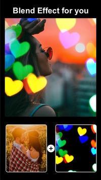 Insta Bokeh Blend-Square Blend Camera Photo Editor Ekran Görüntüsü 4