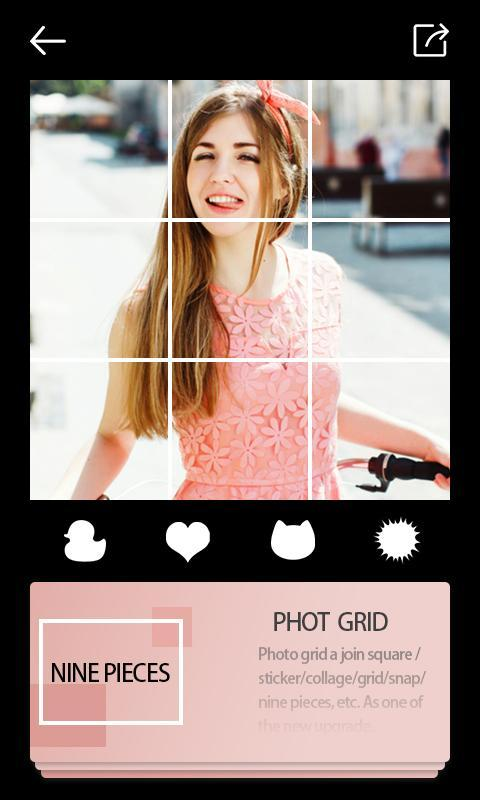 photo grid square insta pic for Android - APK Download