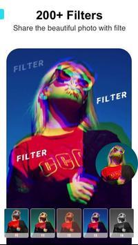 Square Fit Size -Photo Editor &Photo Collage Maker تصوير الشاشة 3
