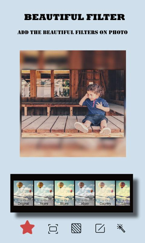 Square Fit Size - Collage Maker Photo Editor for Android - APK Download