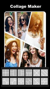 Photo Collage Maker - Pic Grid Layout Photo Editor تصوير الشاشة 2