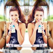 Square Mirror Photo icon