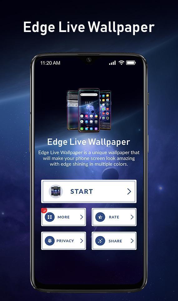 Edge Lighting Edge Lighting Live Wallpaper For Android Apk Download