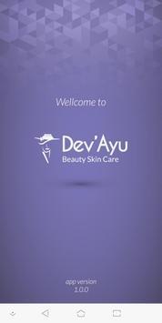 Dev'Ayu Beauty Skin Care poster