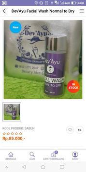 Dev'Ayu Beauty Skin Care screenshot 2
