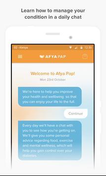 Afya Pap screenshot 1