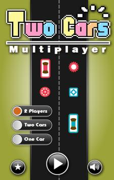 2 Cars Multiplayer screenshot 1