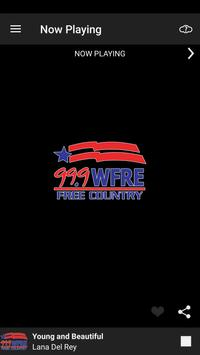 Free Country 99.9 WFRE screenshot 1