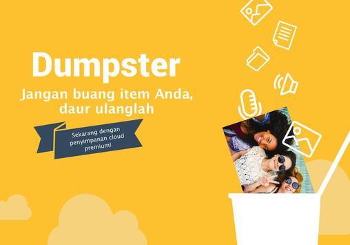 Dumpster screenshot 14