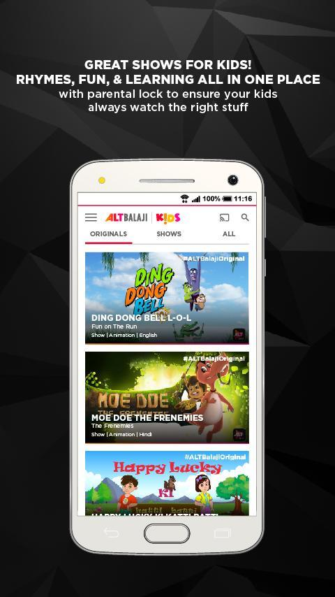 ALTBalaji For Dialog for Android - APK Download