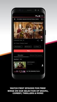 ALTBalaji स्क्रीनशॉट 3