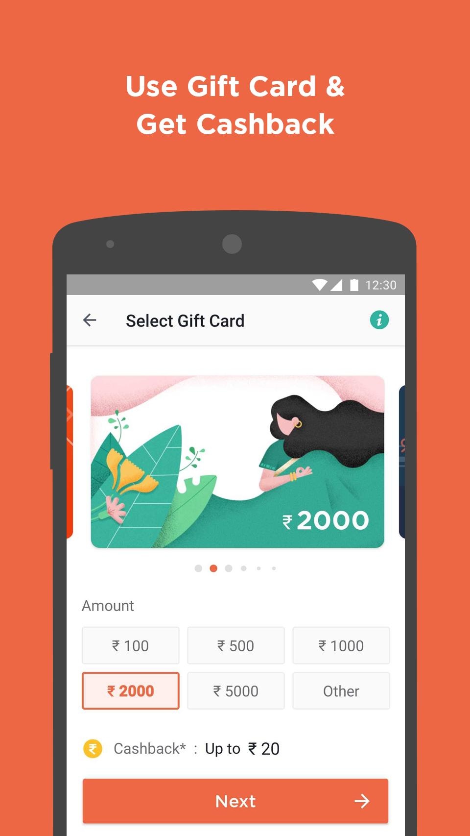 Mobile Recharge, Wallet, Gift Card, Balance Check for Android - APK