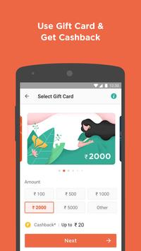 Mobile Recharge, Wallet, Gift Card, Balance Check स्क्रीनशॉट 4