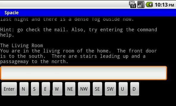 Spacie screenshot 2
