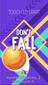 Don't Fall poster