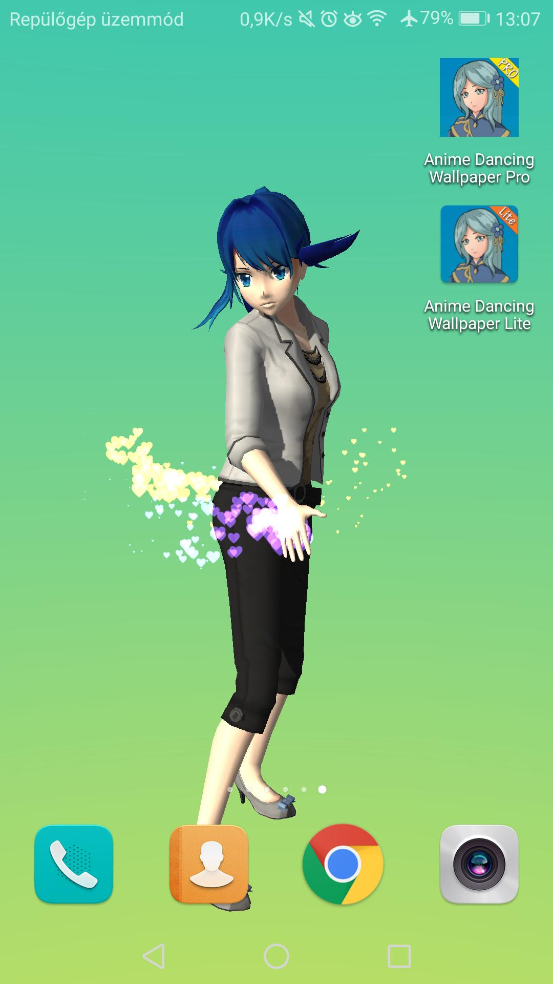 Anime Dancing Live Wallpaper Lite for Android - APK Download