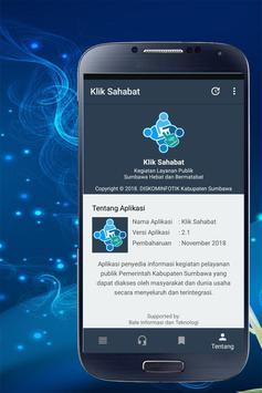 Klik Sahabat screenshot 1