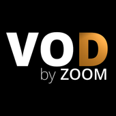 VOD by Zoom icon