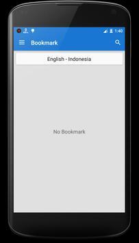 English - Indonesian Dictionary screenshot 3