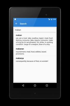 English - Indonesian Dictionary screenshot 7