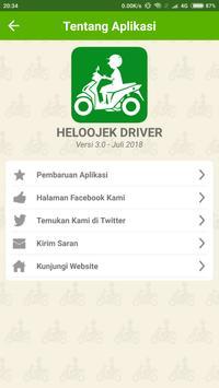 HelooJek Driver screenshot 3
