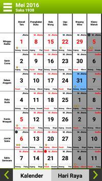 Kalender Bali screenshot 3