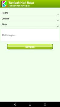 Kalender Bali screenshot 14