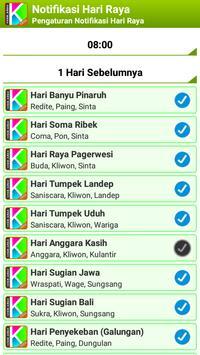 Kalender Bali screenshot 7