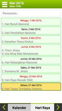 Kalender Bali screenshot 6