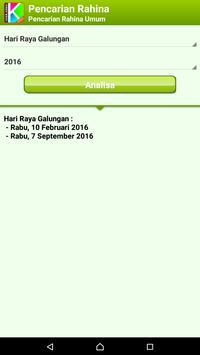 Kalender Bali screenshot 9
