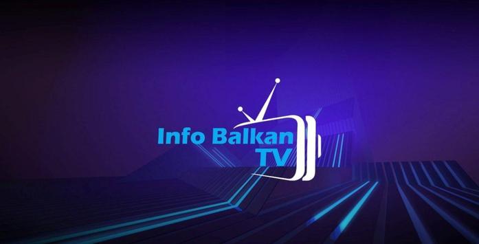 Info Balkan TV screenshot 1