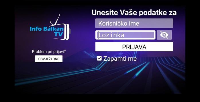Info Balkan TV screenshot 2