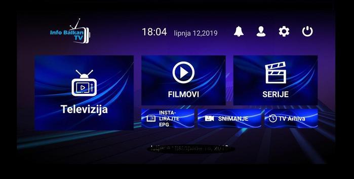 Info Balkan TV screenshot 7