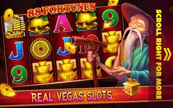 Free Slots: 88 Fortunes - Vegas Casino Slot Games! screenshot 10