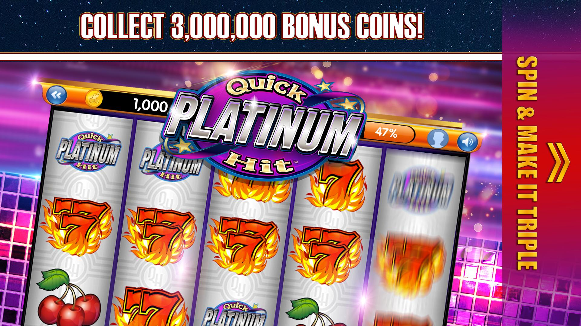 Quick Hit Slots Machine.Quick Hit slot represents a line of slot games released by Bally Technologies.After the immense popularity of the first game titled Quick Hits, Bally went on to release a number of other games based on the same theme.Some examples include Quick Hit Pro, Quick Hit Las Vegas, and Quick Hit Black Gold.4/5(18,5K).