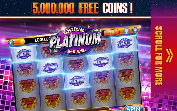 Quick Hit Casino - Free Fruit Machines