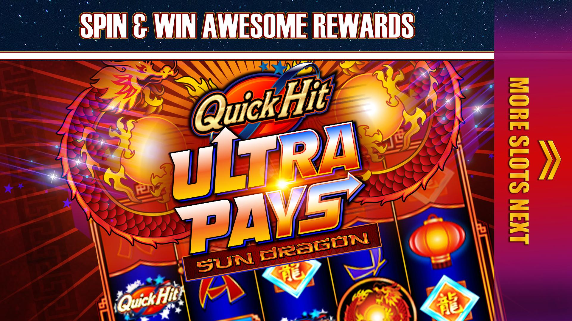 Quick Hit Casino Slot Games
