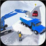 New Excavator 3d Games 2020- Offroad Snow Blower