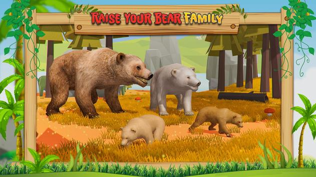 Wild Bear Family Simulator screenshot 5
